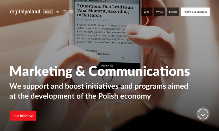 DIgitalPoland marketing & communications