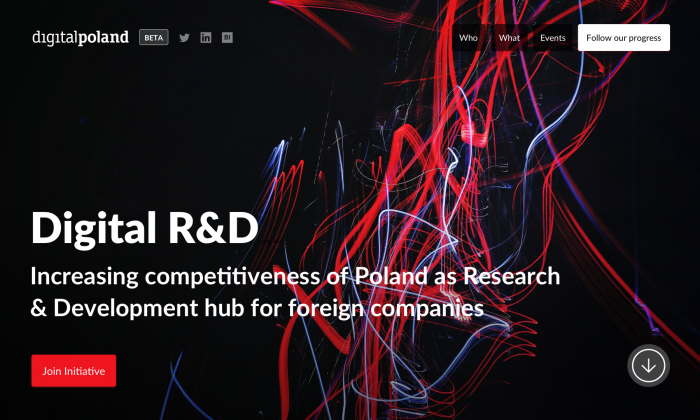 DigitalPoland digital R&D