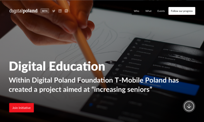 DigitalPoland digital education