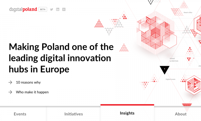 DigitalPoland claim and pattern
