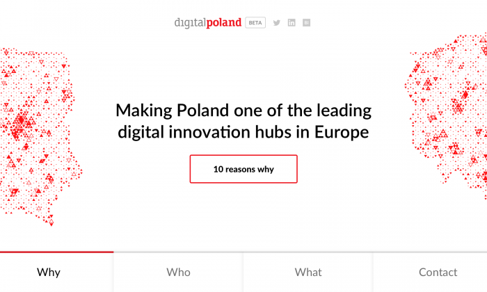 DigitalPoland claim and pattern map